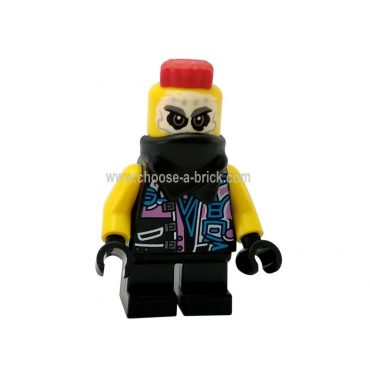 Nails - LEGO Minifigure Ninjago