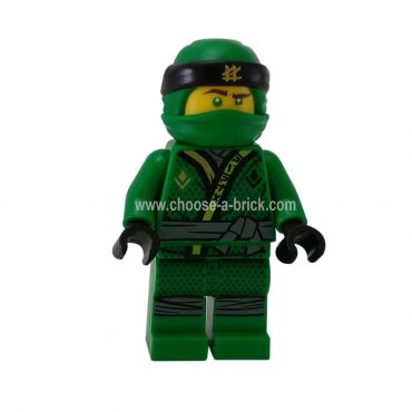 Lloyd - Sons of Garmadon, No Scabbard - LEGO Minifigure NInjago