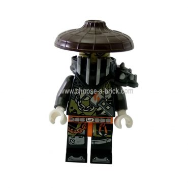 heavy metal (Faith) - LEGO Minifigure Ninjago