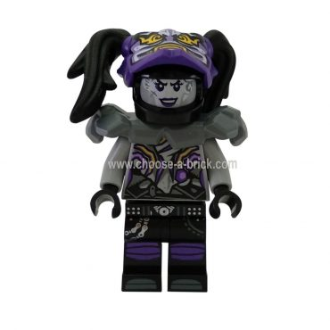 Ultra Violet (Oni Mask of Hatred) - weapon - LEGO Minifigure Ninjago