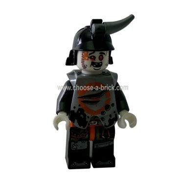 Chew Toy with weapons - LEGO Minifigure Ninjago