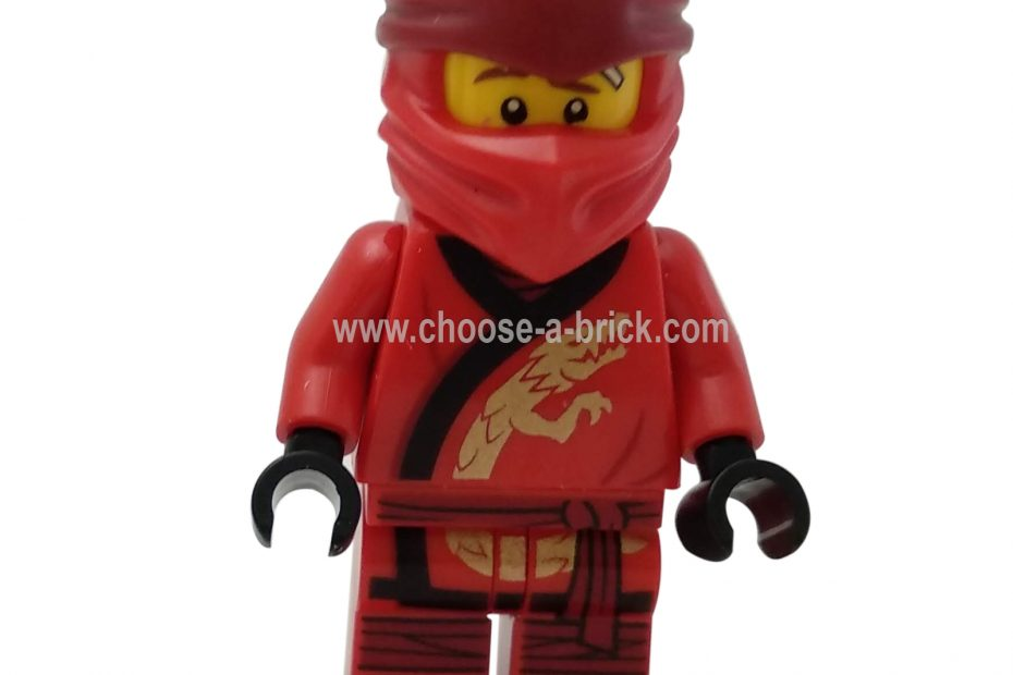 LEGO Ninjago Skeleton Whiplash Minifigure 70670 Legacy Mini Fig
