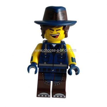 Vest Friend Rex - LEGO Minifigure The LEGO Movie