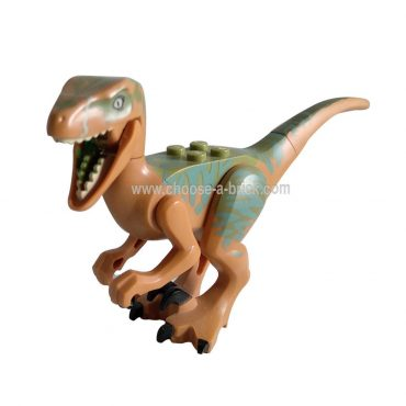 Raptor - Velociraptor Echo from Jurassic world I - LEGO Minifigure Jurassic World