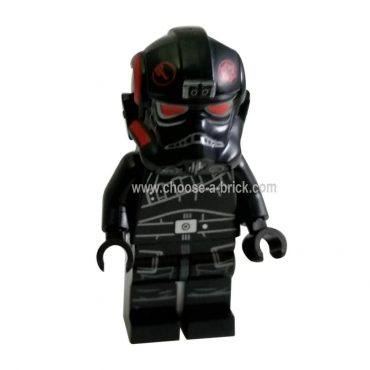 Inferno Squad Agent with blaster - LEGO Minifigure Star Wars