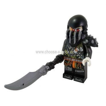 Muzzle with weapon - LEGO Minifigure Ninjago