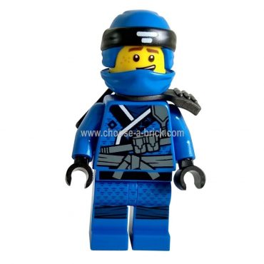 Jay - Sons of Garmadon - weapon - LEGO Minifigures Ninjago