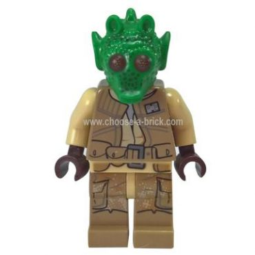 Rodian Alliance Fighter 75133 - LEGO Minifigure Star Wars