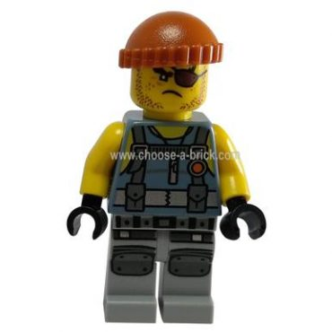 Shark Army Thug tank top - LEGO Minifigure Ninjago