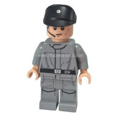 Imperial Officer 75134 - LEGO Minifigure Star Wars