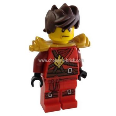 Kai (day of the departed) - LEGO Minifigure Ninjago