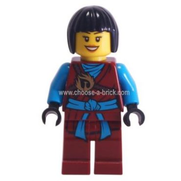 Nya (days departed) - LEGO Minifigure Ninjago