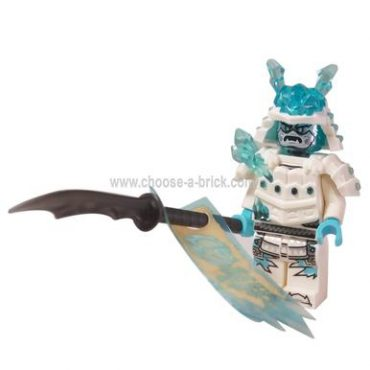 Ice Emperor (70678) - weapon - LEGO Minifigure Ninjago