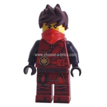 Kai - Hands of Time 70621 - LEGO Minifigure Ninjago