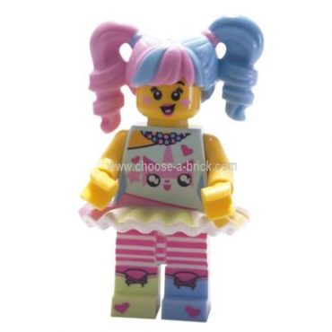 N-POP Girl - LEGO Minifigure Ninjago